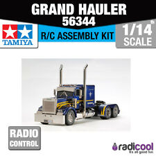 56344 Tamiya Grand Hauler 1/14th R/C Radio Control Assembly Model Kit 540 Motor