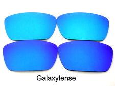 Galaxy Lentes De Repuesto Para Oakley Fuel Cell Azul y hielo Polarizados 2 Pares