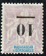 Timbre MADAGASCAR Stamp (French Colonie Française) YT n°49a n* (Col3)