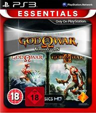 Ps3 juego God of War Collection 1 + 2 nuevo con embalaje original PlayStation 3 envíos de paquetes