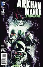 ARKHAM MANOR ENDGAME   #1  NM  NEW