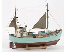 "New, premium quality wooden model ship kit by Billing Boats: the ""Norden Cutter"""