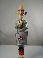 {{{NEW}}} POINT LIGHT CONEHEAD FIGURAL BEER TAP HANDLE - ONLY ONE ON EBAY!