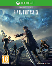 Final Fantasy XV (Day One Edition) Xbox One Game FF 15 (English) IN STOCK NOW