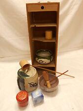 Tea Set Japanese Tea Ceremony Traditional  Vintage #60