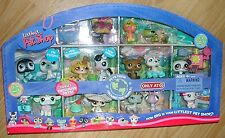Littlest Pet Shop AROUND THE WORLD Target Exclusive 2007 Rare pets