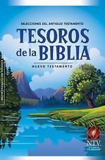 Tesoros de la Biblia NTV : Selecciones Del Antiguo Testamento - Nuevo...