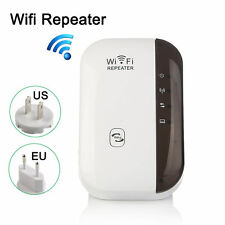 300M Wifi Repeater AP Range Extender Wireless N802.11Network Router