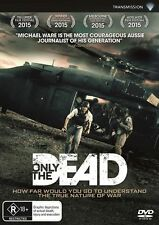 Only The Dead (DVD, 2016) NEW