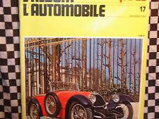 FANATIQUE AUTO n°17 1969 LOTUS EUROPE / DELAGE & TALBOT 8 CYL / BNC / ALMA