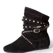 Rip Curl BUX BOOT Womens Size 6 Boots Winter Shoes - Black