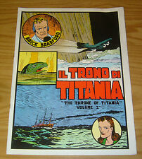 "Collection ""American Comics"" #7 FN brick bradford - throne of titania 1 - 1976"