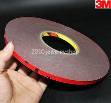 8mm*33m Automotive Acrylic 3M Double Sided Foam Tape For Auto Truck Car Sticker