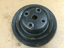 Volvo Penta 3.0L GS water Pulley