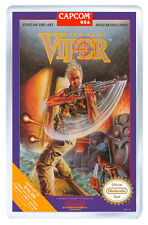 CODE NAME VIPER NES FRIDGE MAGNET IMAN NEVERA