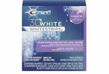 28 pouches (56 strips) Crest Stain Shield Whitestrips Teeth Whitening