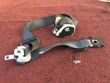 JAGUAR 04-07 XJR X350 XJ8 RIGHT SIDE FRONT SEAT BELT RETRACTOR ASSEMBLY OEM