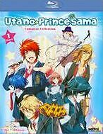 UTA NO PRINCE SAMA 1000%: SEASON 1 - BLU RAY - Region A - Sealed