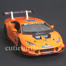 Kinsmart Lamborghini Huracan LP 620-2 Super Trofeo 1:36 Diecast Toy Car Orange
