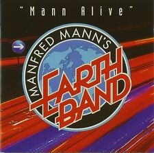 CD - Manfred Mann's Earth Band - Mann Alive - A469