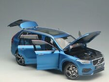 Welly GTA Volvo XC90 Year 2015 Blue 1:18 Ref 11009B