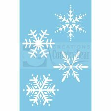 Stencil - Snowflakes 5  -  ST-043