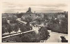 Sagan Schlesien Totalansicht gelaufen 1932