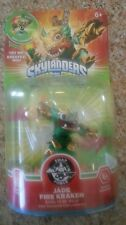 Skylanders Swap Force! New Jade Fire Kraken Figure!
