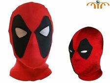 Máscara disfraz Deadpool Dead pool mascara