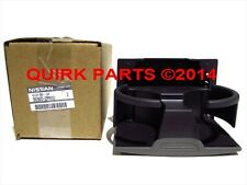 2007-2013 Nissan Frontier | Rear Console Cup Holder Genuine OEM NEW 96965-ZP00D