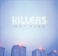 Hot Fuss by The Killers (US) (CD, Jun-2004, Island (Label)) Mr. Brightside