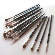 20 Pcs Beautydec Eye Shadow Makeup Brushes Eyes Full Size Pro Make Up Brush New