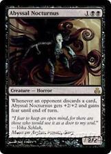 ABYSSAL NOCTURNUS Guildpact MTG Black Creature — Horror RARE