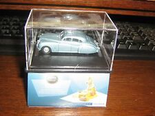 OXFORD DIE-CAST - JAGUAR MK 7 - BLUE - 00 gauge / 1:76 model