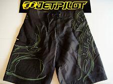 """JETPILOT Brand New """"UNFORGIVEABLE"""" BOARDSHORTS Size 34"""
