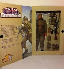 Ultimate Soldier 1/6 Scale British 8th Army Military Figure - New In Box