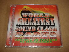 World Greatest Sound Clash part 2/CD/2004/OVP, SEALED/reggae dubplates