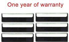 6 black printer ink ribbon cartridge for Citizen 120D 124D 180D/E 200 AH37945-0