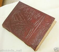 Celtic Tree of Life Handmade Leather Bound Journal Vintage Blank Diary Notebook