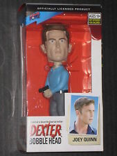 DEXTER DETECTIVE JOEY QUINN BOBBLE HEAD FIGURE DESMOND HARRINGTON NEW IN STOCK