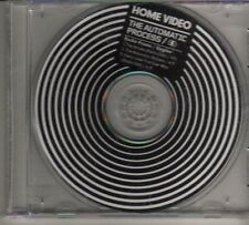 (DO931) Home Video, The Automatic Process - 2010 DJ CD