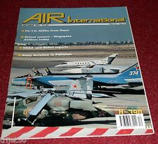 Air International 1991 December PC12,Singapore Airlines,Zero,Bearcat,Pakistan