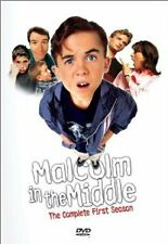 Brand New DVD Malcolm in the Middle The Complete First Season Frankie Muniz