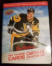 16-17 TIM HORTONS BASE SET + PLATINUM + LOCAL LEADERS + GDA + PURE GOLD + ALBUM