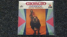 Giorgio Moroder - Underdog 7'' Single SPAIN DIFFERENT COVER