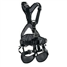 Petzl AVAO BOD Croll FAST tactical rescue harness size 2 BLACK C71CFN2U NEW