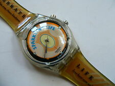 1998  Swatch  Watch  Sparkling Life GZ902PACK