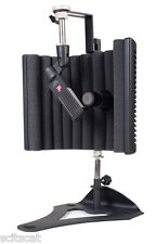 New sE Electronics GuitaRF Small Floor Standing Reflexion Filter for Guitar/Bass