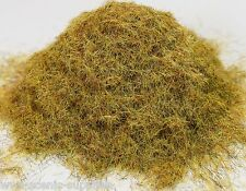 WWS  4mm Patchy Mix Static Grass 10g War Games Warhammer Terrain Table Miniature