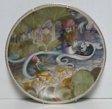 HAVILAND LIMOGES DECORATIVE PLATE ALADIN & THE WONDERFUL LAMP LE MERVEILLEUSE
